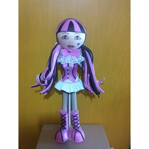 Mnitas Para Centro De Mesa Monster High
