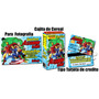 Avengers Vengadores Invitaciones Etiquetas, Kit Imprimible!