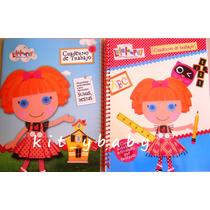 Lalaloopsy, Cuadernos D Actividades, Preescolar