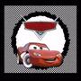 Kit Imprimible Cars Disney 2 En 1 Candy Bar + Cotillon 2x1