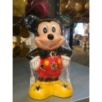 Hermosas Lamparas De Mickey Y Campanita