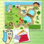 Invitaciones De Dora Mapa-mapa De Dora