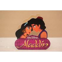 Centro De Mesa De Aladin Para Fiestas Infantiles