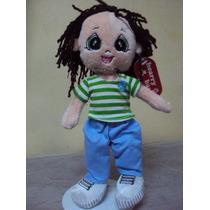 Muñecas De Trapo Herray Beans 10 Por $900.00 Aa1