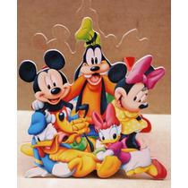Centro De Mesa De Mickey Mouse Para Fiestas Infantiles