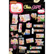 Kit Imprimible Personalizable Barbie Escuela De Princesas