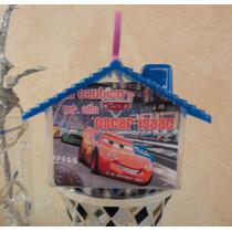 Dulceros, Bolos, Aguinaldos Disney Cars Rayo Mcqueen $20 Fn4