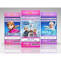 Invitaciones Infantiles Personalizadas - Archivo Digital