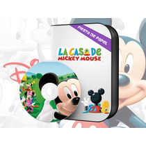 Ki-007 Kit Imprimible Y Editable Mickey Mouse