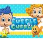 Kit Imprimible De Bubble Guppies Diseñá Tarjetas Y Mas #2