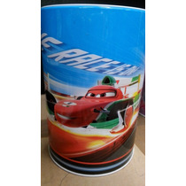 Fiesta Disney Cars Alcancia Metalica! Regalo