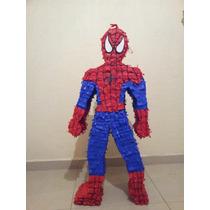 Piñata Spiderman, Caricaturas