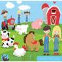 Kit Imprimible Granja Animalitos Imagenes Clipart