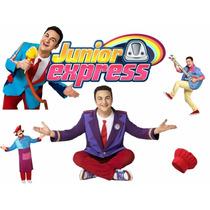 Kit Imprimible Topa Junior Express Cumpleaños Fiesta Deco