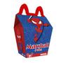 Kit Spider Man Imprimible Personalizado Invitaciones Cajitas