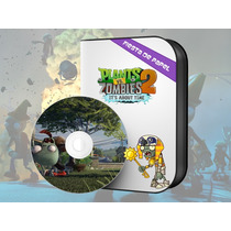 Ki-067 Kit Imprimible Y Editable Plantas Vs Zombies 2