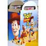 Cajita Feliz Toy Story Woody 12x21x8cm (paq.c/10 Pzas)