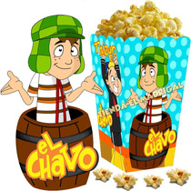 Kit Imprimible El Increible Chavo Del 8 Candy Bar 2x1