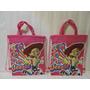 Toy Story Jessie Fiestas 10 Morralitos Dulceros Piñata Ecolo