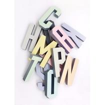 Kit Imprimible Letras 3d Personalizables - 3 Kitsx1