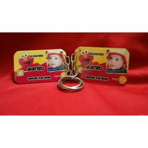 Llaveros Personalizados Plásticos Invitaciones Infantiles