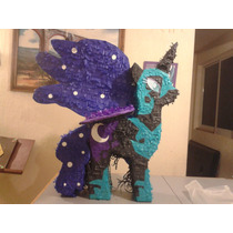 Piñatas My Little Pony Luna, Celestia, Pinky Pie Etc.