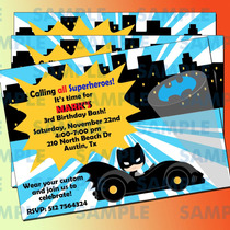 Invitaciones Batman-superheroes-marvel-avengers-comic-batman