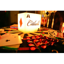 20 Recuerdos Tema Casino Para Xv Años Aluzza