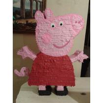 Piñata Peppa Pig Caricatura