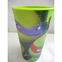 Fiesta Vasos Tortugas Turtles Ninja Teenage Mutant Recuerdo