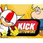 Kit Imprimible Doble De Riesgo Kick Buttowski Cumples 2x1