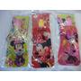 Minnie Mouse Cantinploras Fiestas 10 Pvc Recuerdos Regalos