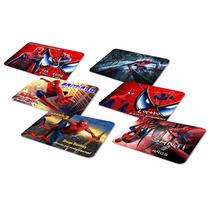 10 Manteles Personalizados Spiderman Para Fiesta ¡oferta!