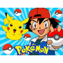 Kit Imprimible Pokemon Diseña Tarjetas Y Mas