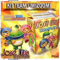 Equipo Umizoomi Cartel Invitacion Kit Imprimible Jose Luis