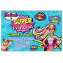 Kit Imprimible Barbie Super Princesa Comic Superheroes