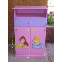 Mueble Infantil Para Dvd Y Tele Toy Story Lagunilla