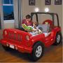 Little Tikes Cama Infantil Jeep