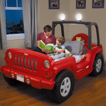Little Tikes Cama Infantil Jeep