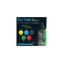 Eco Twist Sport Negro Tupperware 500ml