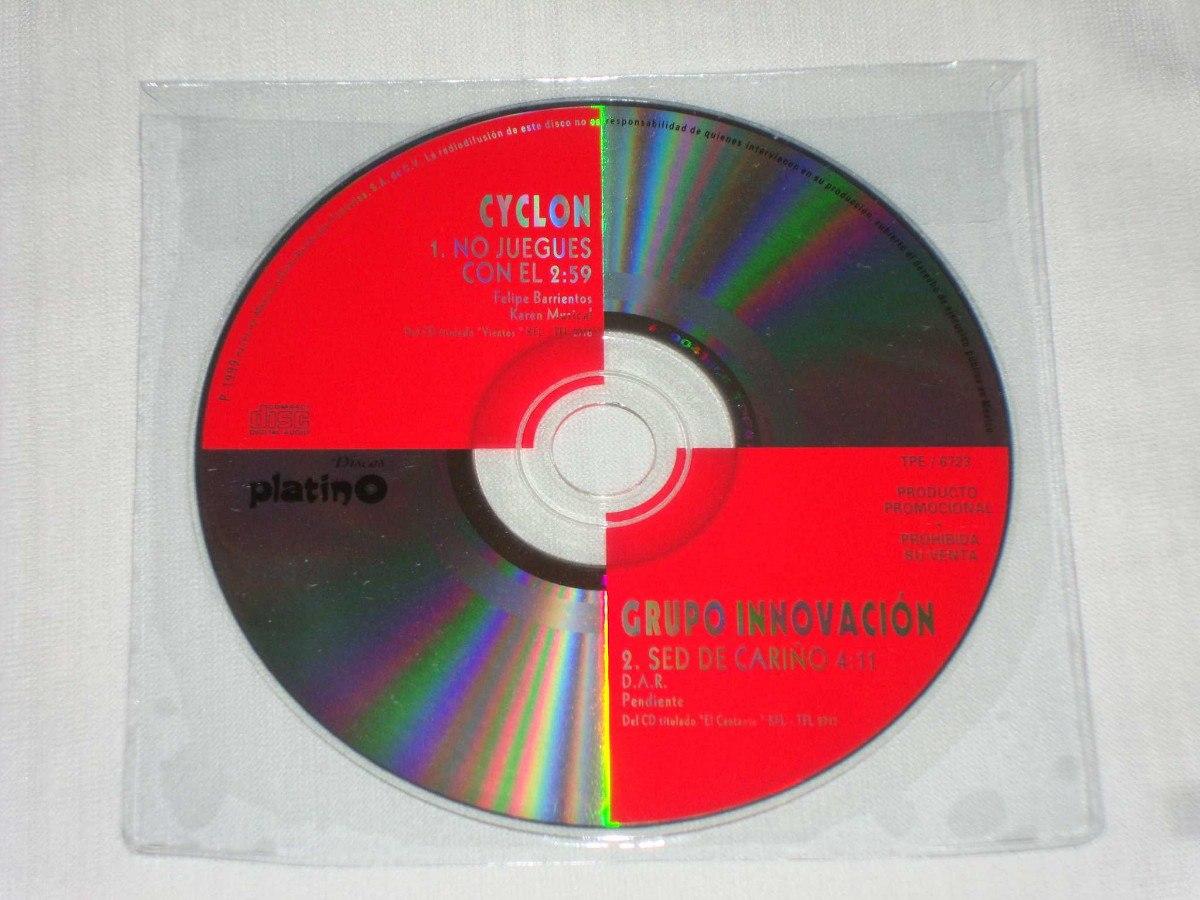 Cyclon / Grupo Innovacion Cd Promo Platino - $ 50.00 en