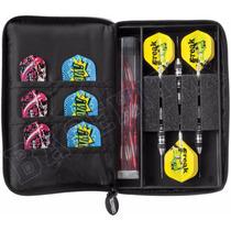 Estuche Negro Para Dardos Casemaster Select Dart Case