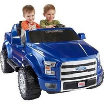 Fisher-price Power Wheels Ford F-150 12-volt Battery Para 2