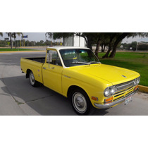 Hermosa Datsun Pick Up 1971 En Excelentes Condiciones