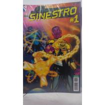 Sinestro Vol.1 Y Black Hand Vol.1 Green Lantern Holografica