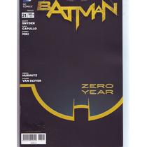 Batman # 21 Zero Year Español Televisa Precio Especial