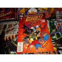 Dc Justice League Of America #2 2007 Comic Nuevo En Ingles.