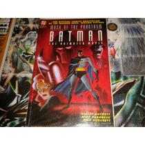 Dc Batman Mask Of The Phantasm Animated Comic Nuevo