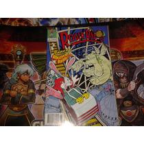Walt Dysney Roger Rabbit #3 1990 Comic En Ingles