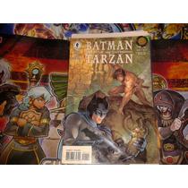 Dc Batman/tarzan Claws Of Catwoman 1/4 Comic En Ingles